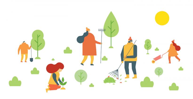 Экологические субботники – добрая традиция в БНИИСХ УФИЦ РАН